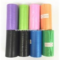 Buy cheap New Products 100% Biodegradable Plastic Dog Poop Bags with bone dispenser from wholesalers