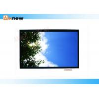 Buy cheap 1366X768 HD 32 Inch 1200nits Sunlight Readable LCD Display  Capacitive Touch Anti-vandal from wholesalers