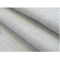 Buy cheap 55/45 LINEN COTTON FABRIC BLENDED PLAIN DYED  WITH SOLID COLOUR CWT#4238 from wholesalers