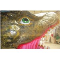Buy cheap Customized Mobile 5D Cinema Dinosaure Design with 6seats / 9seats / 12seats product