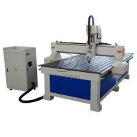 Buy cheap Popular 1300*2500mm 4*8 Feet Wood CNC Engraving Cutting Machine with DSP Control from wholesalers