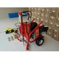 Buy cheap Heavy - Duty 280 Bar Hydraulic Airless Sprayer With 15.1L/Min Delivery from wholesalers