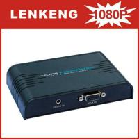 Buy cheap LKV352 VGA + Audio to HDMI 1080P Scaler from wholesalers