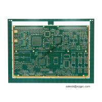 Buy cheap 1-20layers FR4 multilayer printed circuit board for consumer electronic product from wholesalers