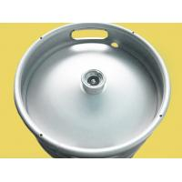 Buy cheap Alcohol silver european keg 1/2 beer keg ball lock corny keg from wholesalers