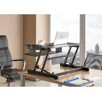 Buy cheap Executive Modern Office Table 860 * 520mm , Laptop Contemporary Office Desk from wholesalers