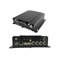 Buy cheap 4 Channel 4g 3G WCDMA Mobile Dvr For Buses , Motion Detection Bus Security Cameras from wholesalers