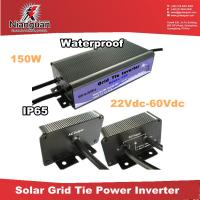 Buy cheap Solar DC to AC Grid Tie Micro Inverter (GTI-150W) from wholesalers