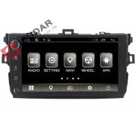 Buy cheap New Allwinner T3 Android Auto Car Stereo Toyota Corolla Head Unit With 4G WIFI from wholesalers