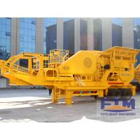 Buy cheap Portable Crushing Plants For Sale/Mobile Crushers Made In China from wholesalers
