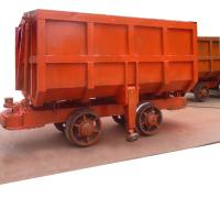 Buy cheap China Coal KC  Underground Side Dump Mining Cart product
