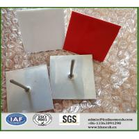 Buy cheap stainless steel galvanized steel Self-Adhering  insulation Hangers for rock wool from wholesalers