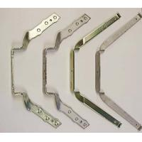 Buy cheap Progressive Concrete Precision Sheet Metal Products Anchor Brackets Custom Stamping from wholesalers