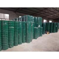 Buy cheap Green PVC Coated Wire Mesh Fencing Panels / Rolls JDX12-8 For Tree Guards from wholesalers