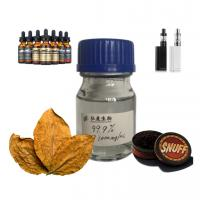 Buy cheap Transparent Flavor Fragrance Snuff Use Natural Tobacco Leaf Extract 99% Nicotine from wholesalers