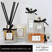 Buy cheap Bathroom Fragrance Reed Diffusers , Strong Smelling Reed Diffuser For Large Room from wholesalers