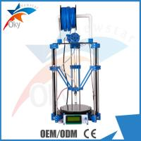 Buy cheap Desktop 3D Printer DIY ROSTOCK Mini Pro Replicator Machine kit from wholesalers
