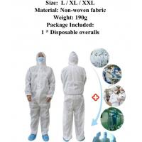 Buy cheap Splash Proof  Isolation Safety Clothing Reusable  Safe And Hygienic from wholesalers
