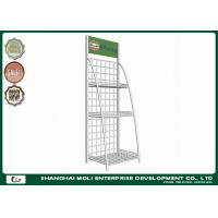 Buy cheap Metal engine oil display rack for point of sale displays advertising from wholesalers