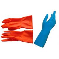 Buy cheap woman latex cleaning household glove ,need agent,,anti cold winteranti-skidding glove from wholesalers