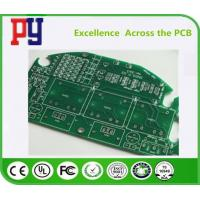 Buy cheap Fr4 Material Single Sided Copper Clad Circuit Board With Lead Free Hasl Finish from wholesalers