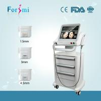 Buy cheap immediate results hifu ultherapy skin tightening machine for sale from wholesalers