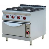 Buy cheap Freestanding Gas Stove Electric Oven Explosion Proof Ignited Fire Device from wholesalers