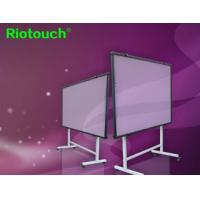 Buy cheap 10 touch infrared touch Interactive Whiteboard electronic school board for smart school and smart classroom from wholesalers