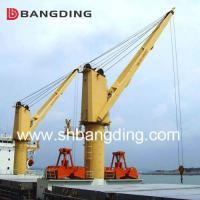 Buy cheap Electro Hydraulic Marine Deck Crane from wholesalers