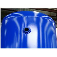 Buy cheap Carbon Steel Low Pressure Air Tank , 1320 Gallon Volume Compressed Air Holding product