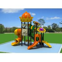 Buy cheap Castle Kids Slide Outdoor Playground, Homemade Outdoor Playground Games from wholesalers