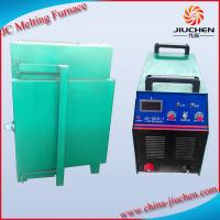 Buy cheap JC High-temp Melting Furnace for Hot Sale,Gold silver copper brass Making Machine from wholesalers