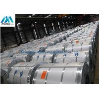 Buy cheap Mini Spangle Prime Hot Dipped Galvanized Steel Coils ASTM JIS G 3302 DIN from wholesalers
