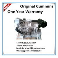 Buy cheap Cummins 4BT marine engine and gearbox for sale from wholesalers