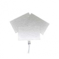 Buy cheap Electric Insulated Finned Strip Flat Ceramic Heating Element from wholesalers