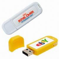 Buy cheap U11 USB2.0 Flash Drives with 2/4/8GB Capacity product
