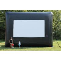 Buy cheap PVC tarpaulin inflatable outdoor movie screen , custom inflatable advertising from wholesalers