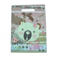 Buy cheap Customizable Coloured Wrapping Paper Bags PGB10 , Lovely Gift Paper Bag product