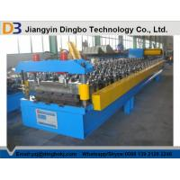 Buy cheap Furniture Roof Panel  Roll Forming Machine With 1250mm Width Colored Steel Plate from wholesalers