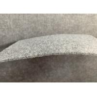 Buy cheap Furry Surface Non Woven Felt Fabric Automotive Felt Carpet Gray Color 3mm Thickness from wholesalers