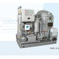 Buy cheap YWC Series 15ppm Marine Oily Water Separator from wholesalers