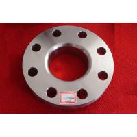 Buy cheap WN Stainless Steel Loose Flange ASTM A182 from wholesalers