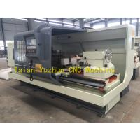 Buy cheap Metal Pipe Threading CNC Lathe Machine For PVC PE Pipe Cutting from wholesalers