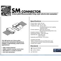 Buy cheap JST-SMP-07V-BC    The connector wiring harness custom export processing from wholesalers