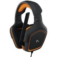 Buy cheap 90dB Around Ear Headphones Logitech G231 Prodigy With Folding Unidirectional Mic Lay Flat Earpieces from wholesalers