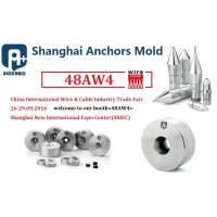 Anchors Mold Wire Drawing Dies in Wire & Cable Exhibition