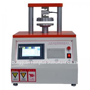 China Paper Ring Crush Tester /Edge Crush Testing Machine / Crushing Strength Test Machine on sale