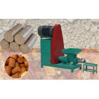Buy cheap Professional Agro-waste Charcoal Briquette Machine for BBQ Charcoal Briquettes from wholesalers