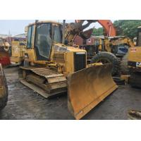 Buy cheap 99hp Second Hand Bulldozers D5g Cat Used Crawler Bulldozer With Blade from wholesalers