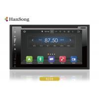 6.2inch Universal Android Car DVD stereo Full Touch support ipod , Android 2 Din Car Dvd Player